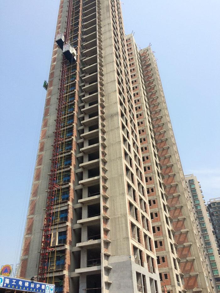 志龙.花园大厦工程(在建)